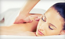 Swedish Massage, Éminence Organic Facial Package, or Massage and Facial at Origins Massage and Bodyworks (Up to 55% Off)