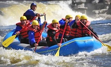 Whitewater Rafting with Wetsuit Rentals for Two or Four from Black River Outfitters (Up to 55% Off)
