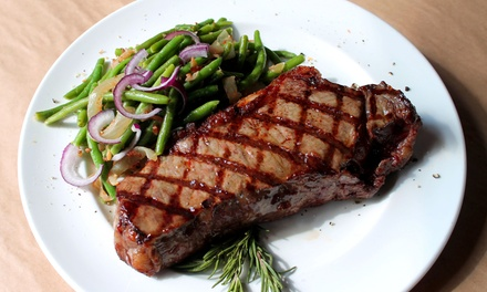 $24 for $40 Worth of Steak-House Cuisine for Dinner at Hereford House