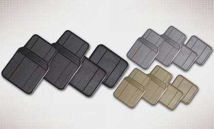 FH Group Full Set of Vehicle Floor Mats