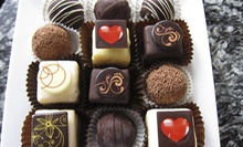 $15 for a Package of Six Petits Fours and Six Truffles at Mozart's Bakery and Piano Cafe ($30 Value)