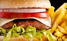 $8 for $16 Worth of American Food at Cheeburger Cheeburger of Hendersonville