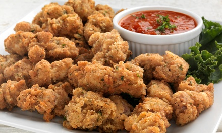 One or Two Groupons, Each Good for $20 Worth of Diner Food at Joe's Gizzard City (50% Off)