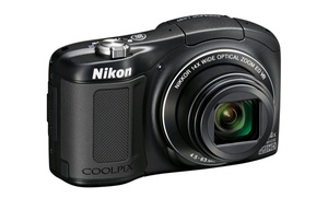 Nikon Coolpix L620 18.1mp Digital Camera With 14x Zoom And 1080p Hd Video (manufacturer Refurbished)
