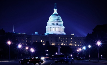 DC After Dark Tour for One, Two, or Four from Gray Line DC, Martz Group (Up to 56% Off)