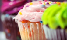 BYOB Cupcake Party for One or Two or Private Party for Eight at Cake and Art (Up to 58% Off)