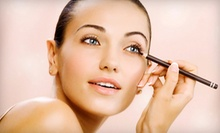 60- or 90-Minute Private Makeup Lesson at Shara Makeup Studio (Up to 56% Off)