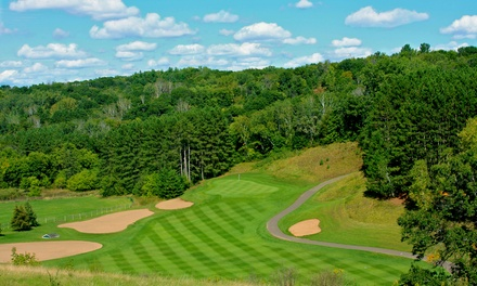 18-Hole Round of Golf for Two or Four with Cart at St. Croix National Golf Club (Up to 51% Off)