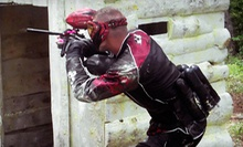 All-Day Paintball Package with Gear Rental for Two, Four, Six, or Eight at WarPlay Paintball (Up to 84% Off)