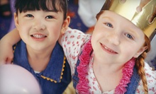 90-Minute or Two-Hour Birthday Party Packages for Up to 15 Kids at Creative Kids (Up to 57% Off)