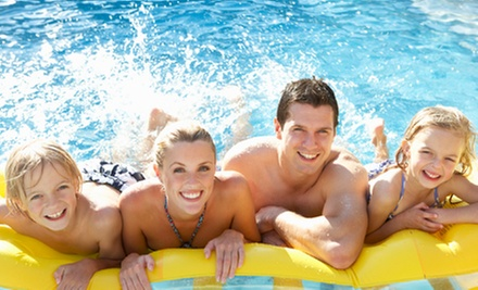 Pool Accessories and Patio Furniture at Sahara Pools (Up to 56% Off). Two Options Available.
