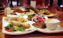 Mediterranean Food and Drinks for Two or Four at Agora Mediterranean Kitchen (Half Off)