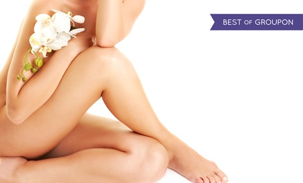 Six Laser Hair-Removal Treatments for a Small, Medium, or Large Area at Spasation Salon & Spa (Up to 89% Off)