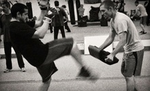 10 Krav Maga Classes or One Month of Unlimited Krav Maga Classes at Connecticut Krav Maga (Up to 87% Off)