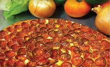 $10 for $20 Worth of Pizza, Sandwiches, and Pub Food at The Pub in Gahanna