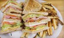 $10 for $20 Worth of Casual American Food at Elks Diner