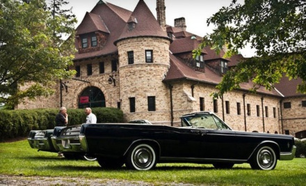 One-Year Individual or Family Membership at Larz Anderson Auto Museum (Half Off)