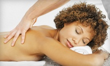 One or Three 60- or 90-Minute Swedish or Deep-Tissue Massages at HealthSource (Up to 54% Off)