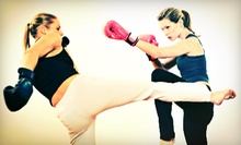 Three Introductory Classes or Six Introductory Classes and a Pair of Gloves at CKO Kickboxing (Up to 71% Off)