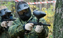 Three Hours of Paintball with Equipment for 2, 4, or 10 at Fun on the Run Paintball Park (Up to 61% Off)