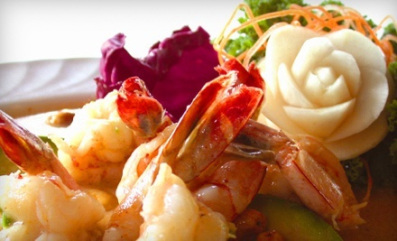 $20 for $40 Worth of Thai Food at Surin of Thailand