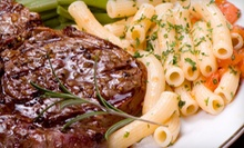 Italian-American Cuisine at Carnegie Cafe & Catering at Maplewood Inn (Half Off). Two Options Available.