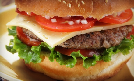 $12.50 for Five Groupons, Each Good for $5 Worth of Classic Diner Food at Skooter's ($25 Total Value)