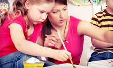 $149 for a One-Week Kid's Art Camp at A Toast to Art ($300 Value). Three Options Available.