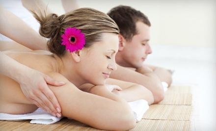 One or Two Slimming Body Wraps at Sparrsh Massage & Facial Spa (Up to 70% Off)
