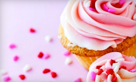 Half Dozen or One Dozen Cupcakes at Fusion Bakery & Patisserie (Up to 53% Off)