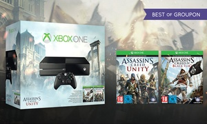 Xbox One Bundle With Assassin