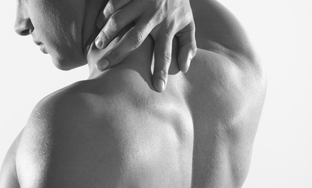 Exam, Nervous-System Scans, Report, and One or Three Massages at Dynamic Chiropractic Center (Up to 86% Off)