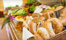 Weekend Brunch Buffet for Two or Four at Hamel VFW (54% Off)