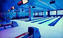 $15 for Bowling and Arcade Package at Sky Deck Sports Grille &amp; Lanes (Up to $31 Value)