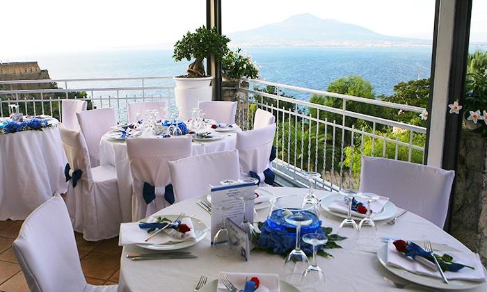 Cerase - CERASE: Cerasè - Menu di pesce in 4 portate e vino nella penisola sorrentina (sconto fino a 64%)