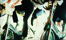 5 or 10 Spinning Classes at Blazing Saddles Indoor Cycling (Up to 69% Off)