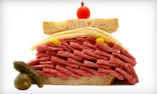 $10 for a Four-Punch Loyalty Card at Vineyard Deli Basket ($20 Value)