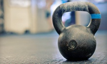 Four or Eight Semiprivate Kettlebell Cross-Training Classes at Brownstone Fitness (Up to 68% Off)