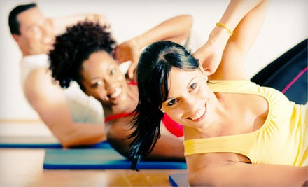 10, 20, or 30 Gym Visits with Group Classes at Club One Fitness (Up to 92% Off)