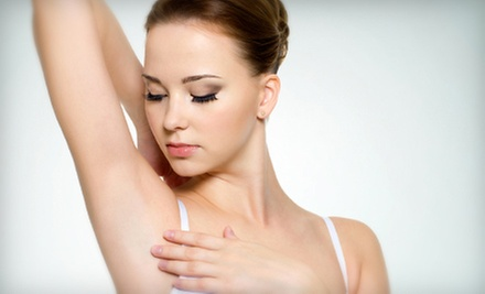 Six Laser Hair-Removal Treatments on a Small, Medium, or Large Area at Des Moines Plastic Surgery (Up to 67% Off)