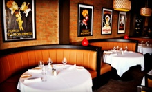 Italian Appetizers and Cocktails for Two or Four at Sopra Ristorante (Up to 51% Off)