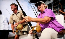 Half-Day Morning or Afternoon Fishing Trip for Two or Four on a Weekend or Weekday from _Sea Queen VII_ (Up to 54% Off)