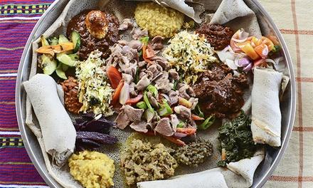 Estrela do Bico — Massamá: refeição africana para duas ou quatro pessoas desde 19,90€