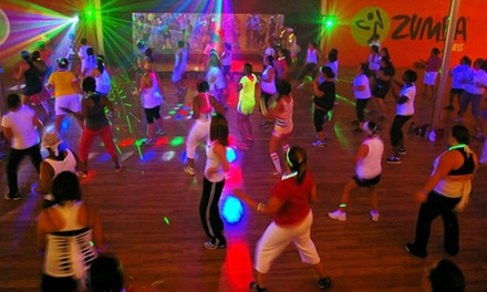 10 or 20 Drop-In Zumba Classes at Studio Z (Up to 58% Off)