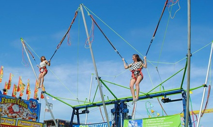 $499 for a Two-Hour Bungee Trampoline Rental for Up to Four from Aloha Joe's Bungee Extreme ($799 Value)