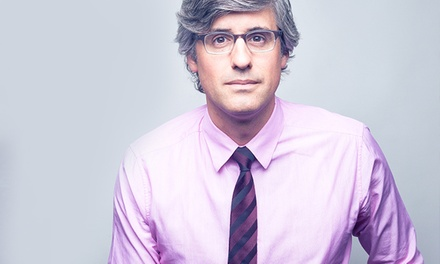 $99 for Entry to Hot Dog Happy Hour Hosted by Mo Rocca on Friday, October 17
