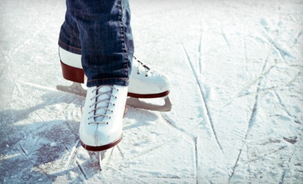 Ice Skating with Skate Rental During Friday Night Fever at Boulder Valley Ice at Superior (Up to 57% Off)