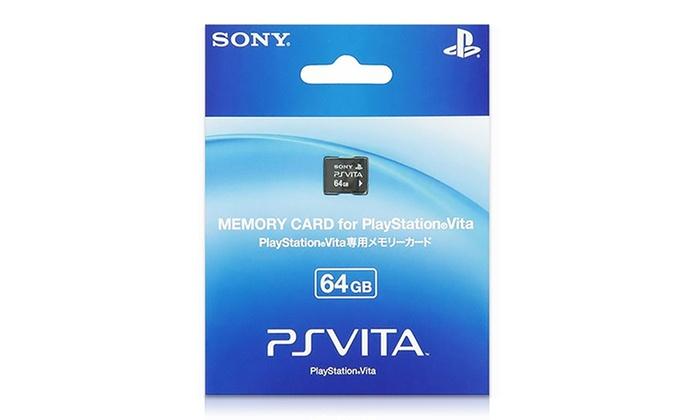 Sony 64GB Memory Card for PlayStation Vita