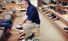 Footwear at The Shoe Buckle 1 & 2, If the Shoe Fits, and Best Foot Forward (Up to 51% Off). Two Options Available.