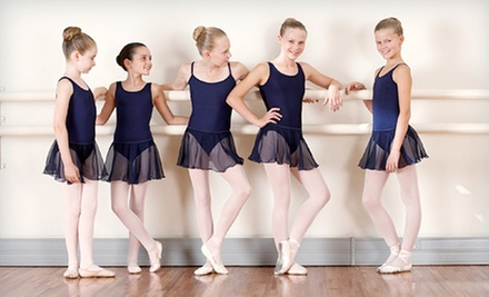 Four-Week or Five-Day Youth Dance Camps at Dance Productions 2 (Up to 59% Off). Four Options Available.
